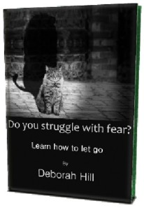 do you struggle with fear completed